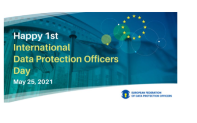 1st International Data Protection Officers Day